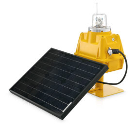 LED Solar Runway Light
