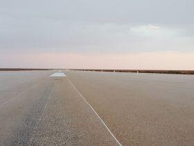 solar runway lights LED Africa