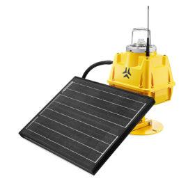 S4GA Solar Helipad FATO Light