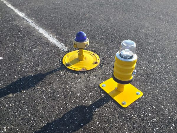 Portable Taxiway Lights