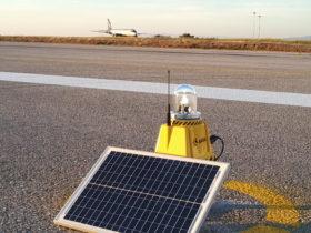 Solar Airfield Lighting