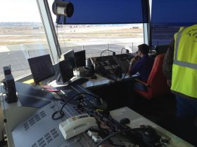 ALCMS Airfield Lighting Control and  Monitoring System at ATC