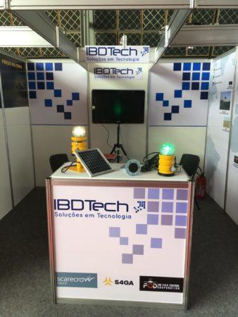 IBD Tech S4GA portable lights Expomarte