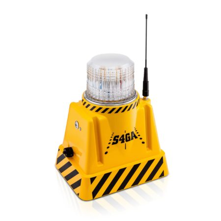 solar obstruction aviation light