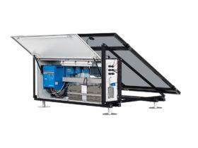 S4GA solar power bank for solar PAPI Lights
