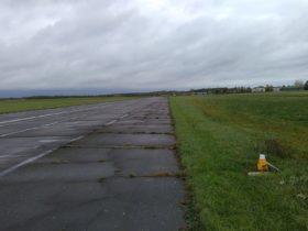 Solar airfield lighting Europe