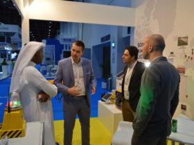 S4GA in Saudi Arabia Dubai Airport Show