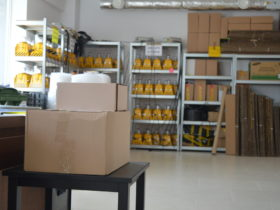 S4GA Warehouse Poland