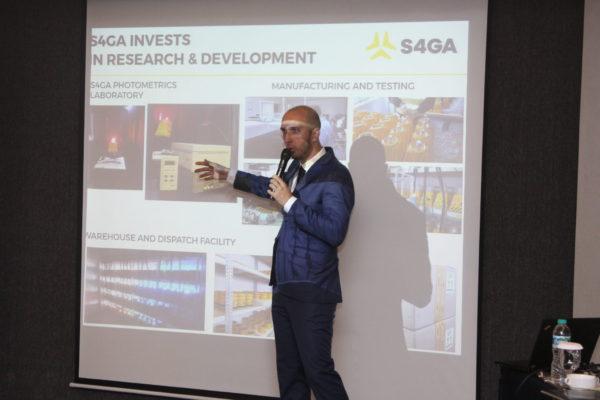 S4GA presentation Indonesia