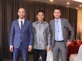 S4GA visit to Indonesia