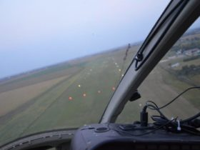 Temporary runway lighting sp-102 Serbia