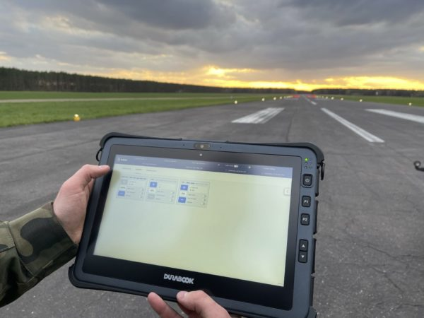 ALCMS for Control and Monitoring of S4GA Airfield Lighting