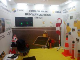 Solar airport lighting for mining S4GA Petroserv