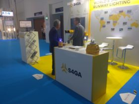 S4GA Stand 5002 Airport Show 2019