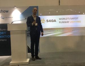 S4GA Live Seminar Airport Show