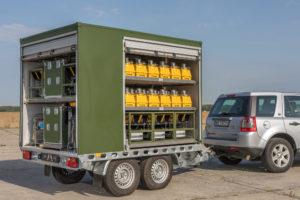 Airfield Lighting Trailer
