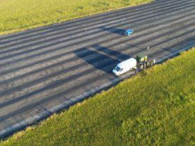 S4GA Airfield Lighting Trailer Argentina