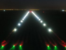 S4GA runway lights Argentina