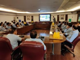 S4GA meeting with Airports Authority of India