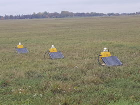 S4GA Solar Airfield Lights Europe