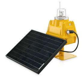 S4GA Solar Runway End Identification Light