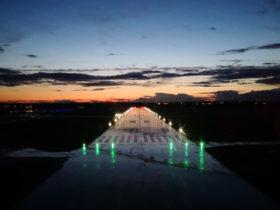 S4GA Solar Runway Lighting Lithuania Europe