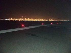 S4GA airport barricade lights