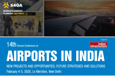 S4GA Conference on Airports in India 2020