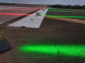 Green red threshold end lights