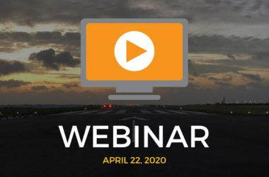S4GA Online Webinar airfield ground lighting news