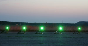 RUNWAY LIGHTS AT AIRPORT: COLORS AND MEANING EXPLAINED