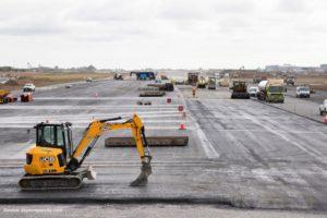 Runway construction