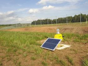 S4GA Solar Runway Edge Light Europe Poland