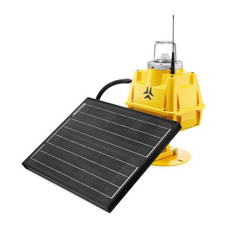 S4GA Solar Taxiway Light