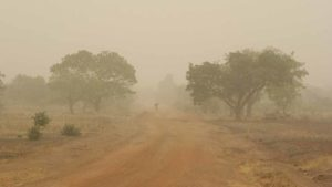 Harmattan Winds West Africa