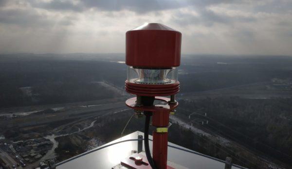 S4GA BSSTC Obstruction Lights