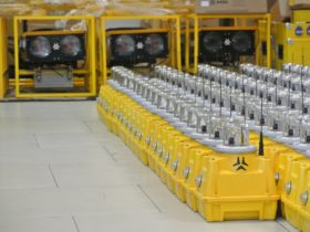 Manufacturing of runway lights and PAPI