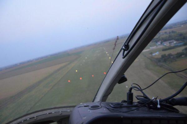 Portable aerodrome lights