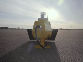 S4GA Solar airfield light