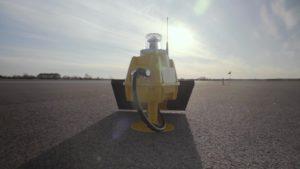 S4GA Solar airfield light