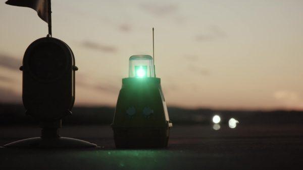 SP-401 Portable Threshold Light