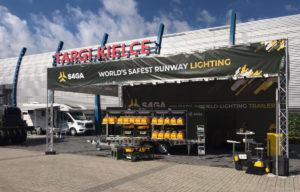 S4GA Stand at Targi Kielce MSPO 2020
