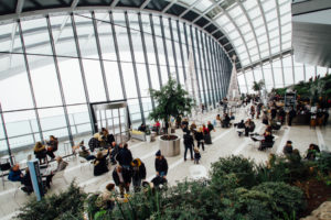 Environmentally friendly airports around the world