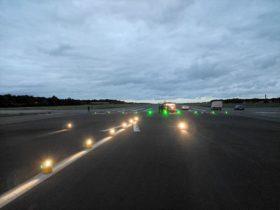 S4GA Emergency airfield lighting system