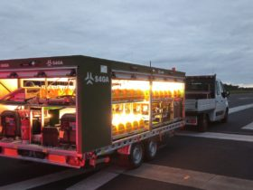 S4GA Military Trailer Germany_Emergency Airfield Lighting