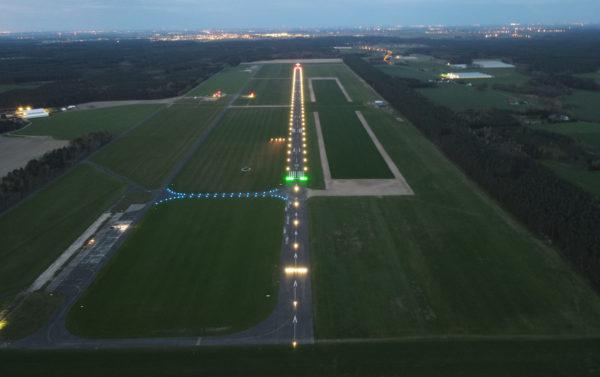 S4GA Portable Airfield Lighting NATO Airbase Military