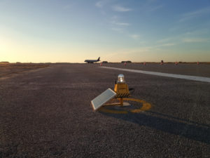 S4GA Solar Airfield Lighting in Greece
