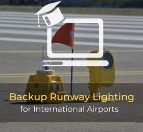 S4GA webinar - Backup Runway Lighting