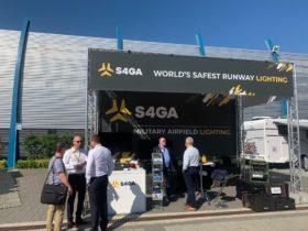 S4GA Stand at MSPO 2021